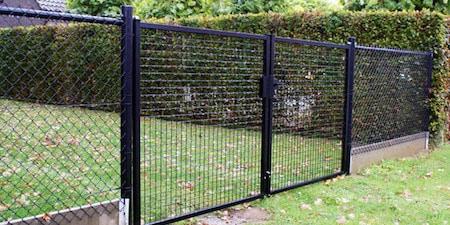 La clôture en grillage